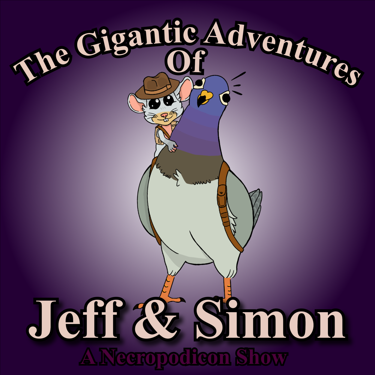 The Gigantic Adventures of Jeff and Simon