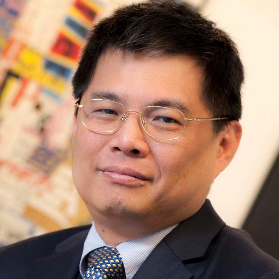 chu-ren huang - corpus linguistics professor, hk polytechnic university