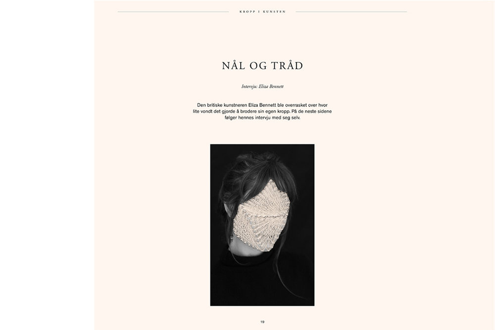 Faenfare  2015  Arts Publication, Norway