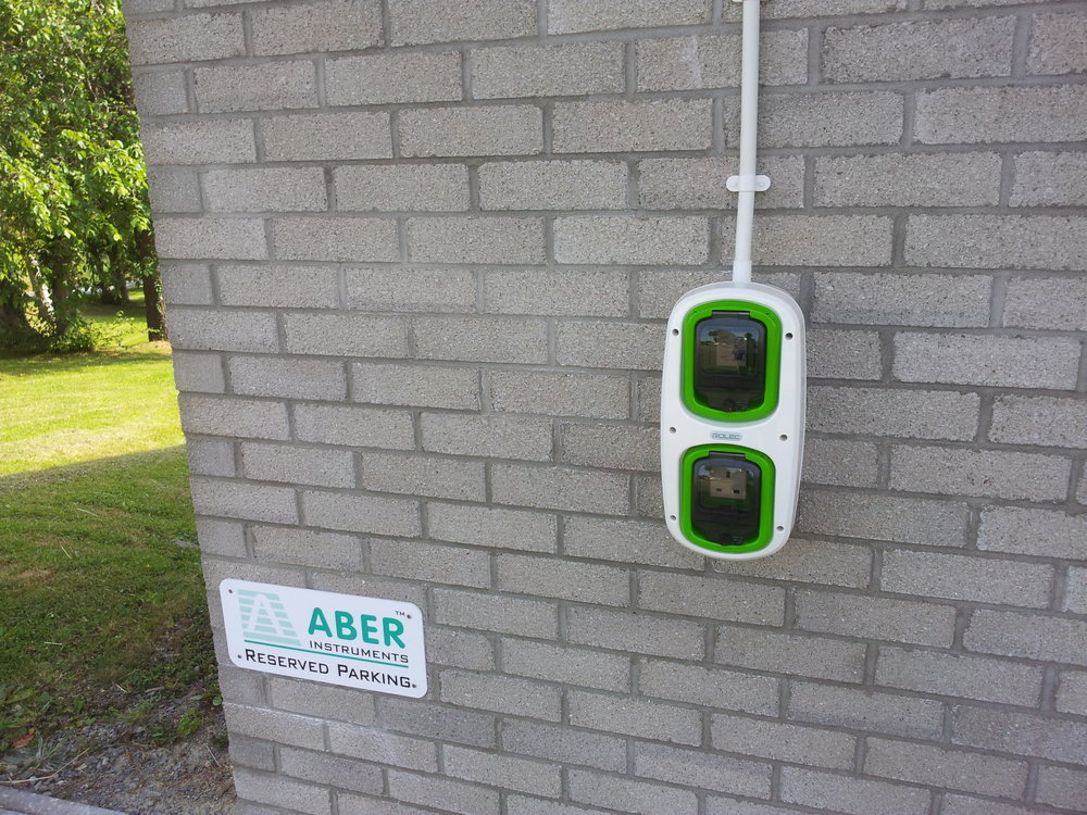 Aber Inst car charge point.jpg