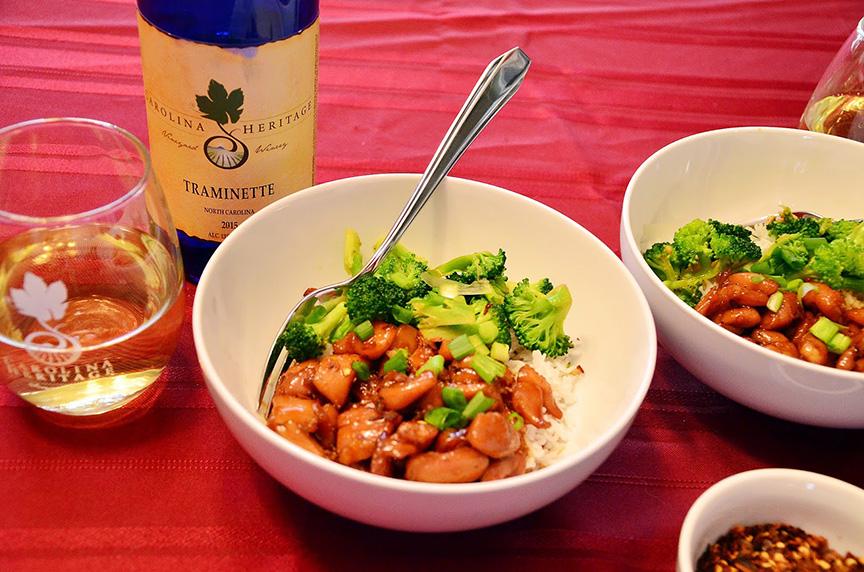Carolina Heritage Traminette food pairings.jpg