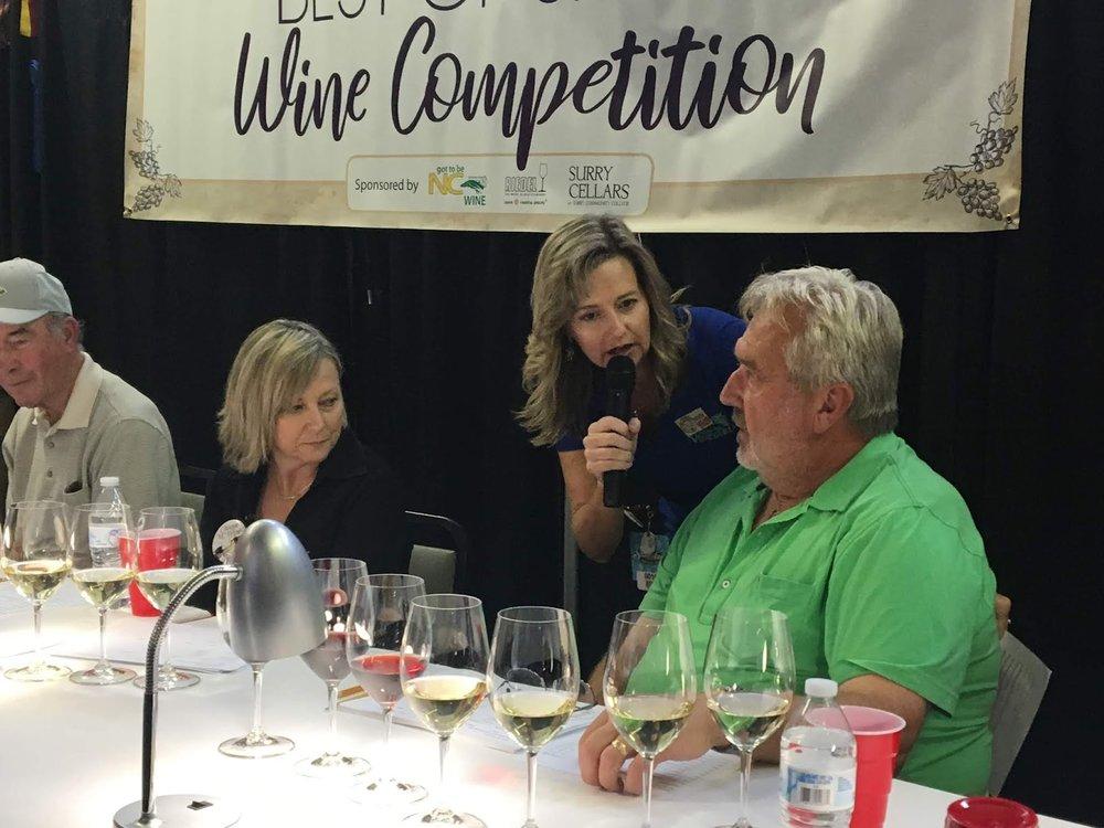 NC Wine Competition Lisa Prince.JPG
