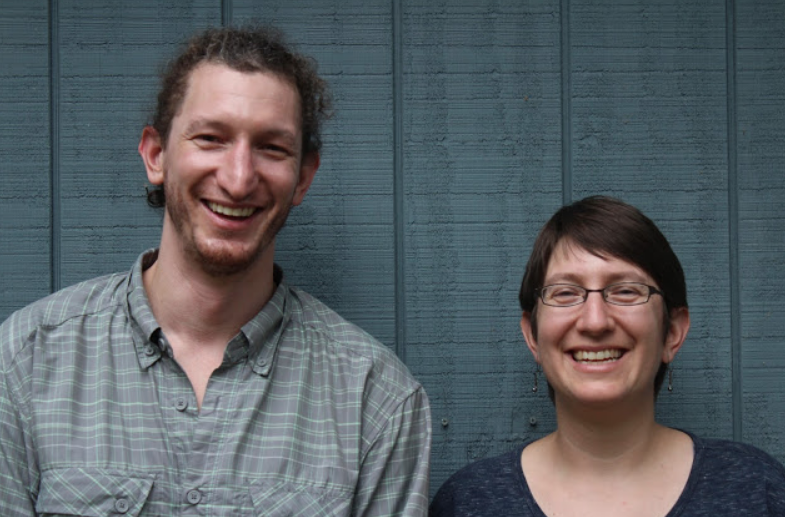 Botanist & Barrel's brother and sister team of Lyndon and Kether Smith.