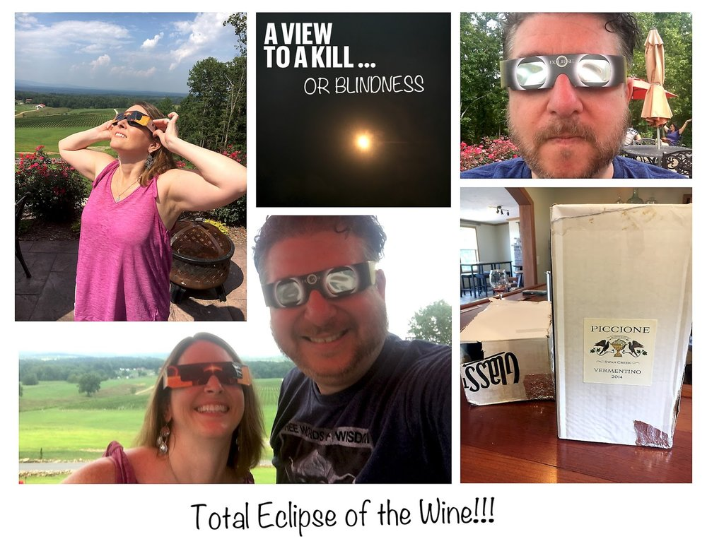 #3 TOTAL ECLIPSE OF THE WINE -