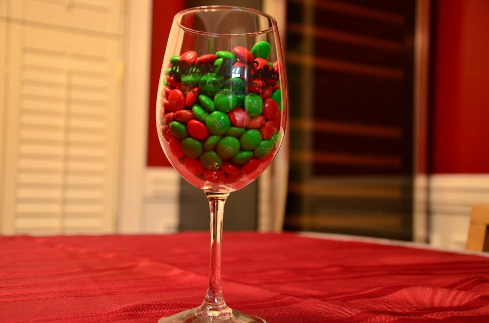 Wine Glass Candy Display.JPG