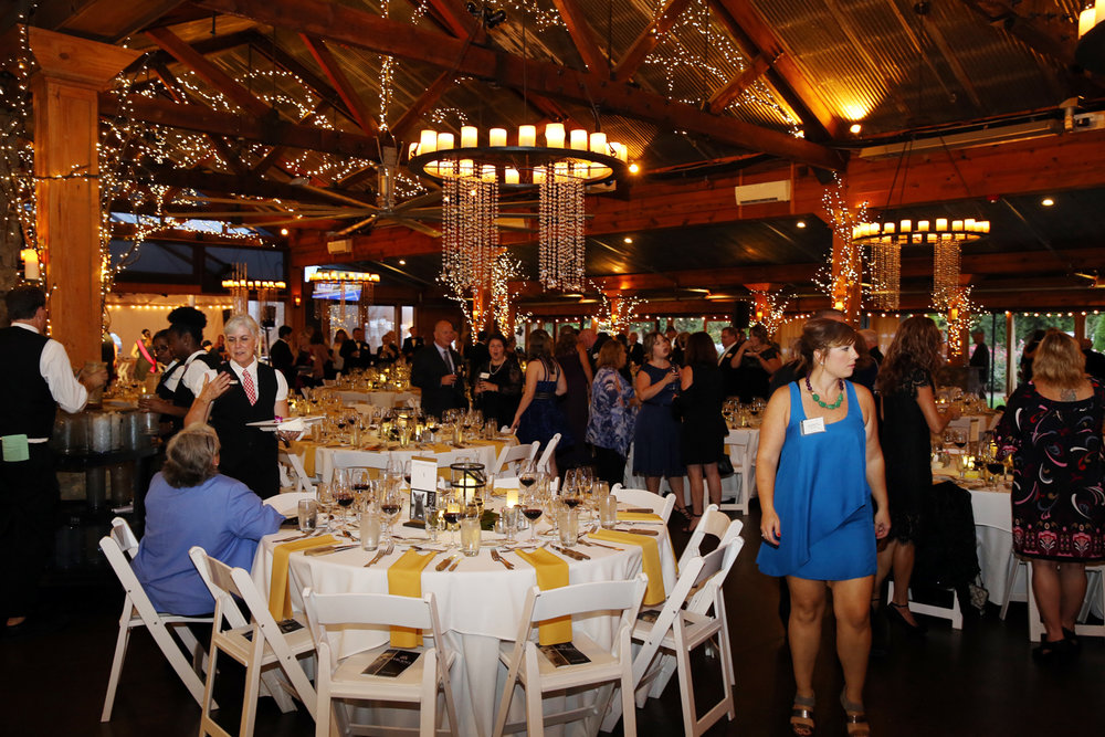 The annual SPCA Fur Ball at The Angus Barn Pavilion took place on Saturday, Oct. 7.