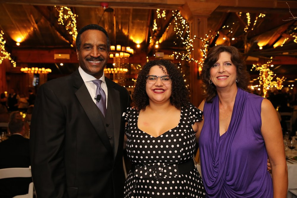 Gerald Owens of WRAL-TV fame hosted the event for the 13th year in a row