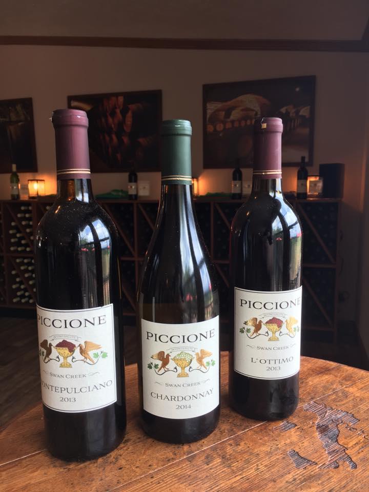 JOIN A WINE CLUB - Piccione Winery Wine Club Installment
