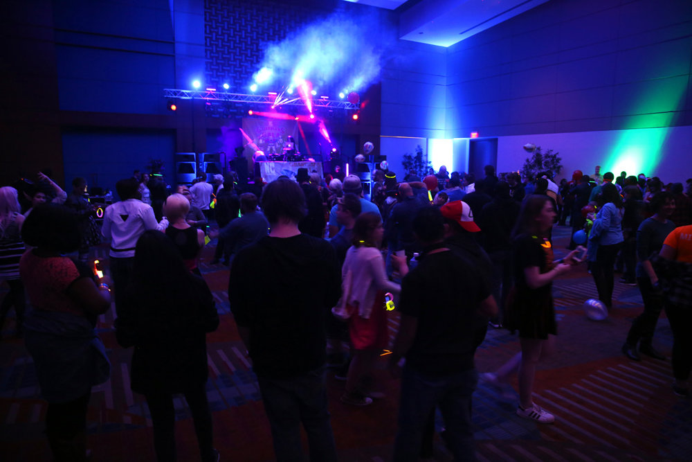 Raleigh ComiCon Afterparty.JPG
