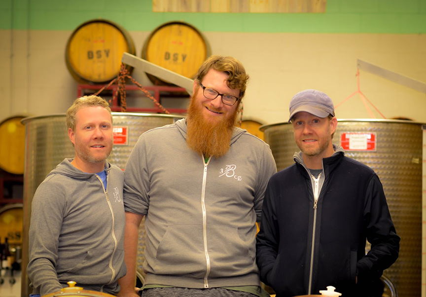 Cary's Bond Brothers Beer Company has been producing amazing beers since it's opening in April of 2016.