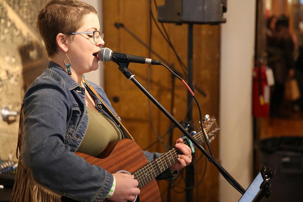Raleigh Roasts – Annika Bovender