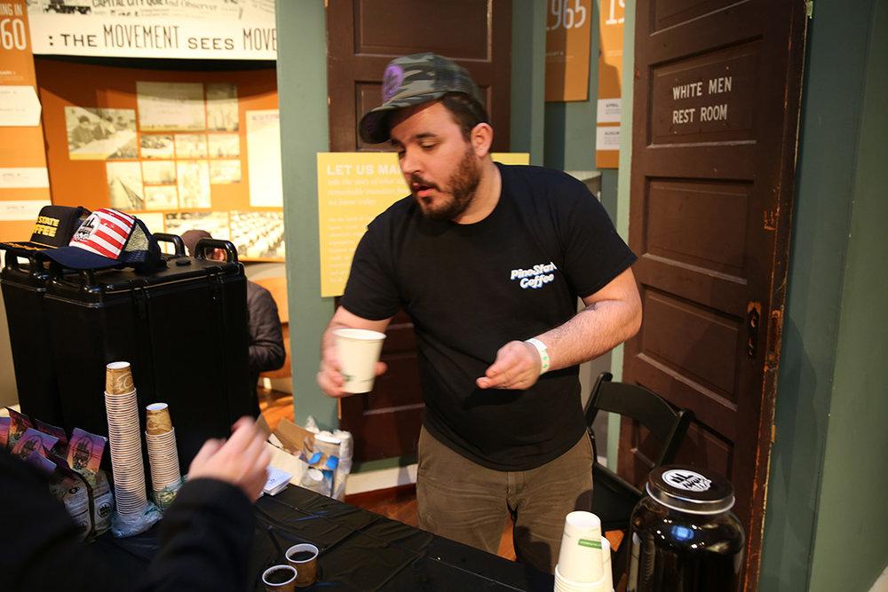 Raleigh Roasts – Pine State Coffee