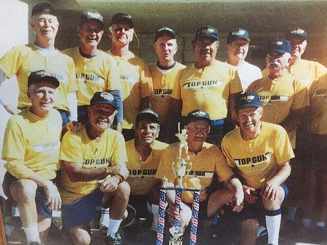 Early Top Gun Team - Year ????