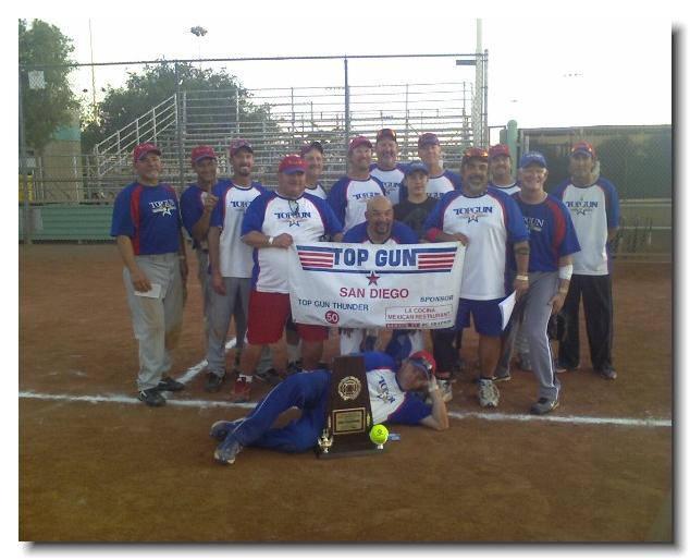 Top Gun 50's Thunder - SSUSA AA World Champions 2011