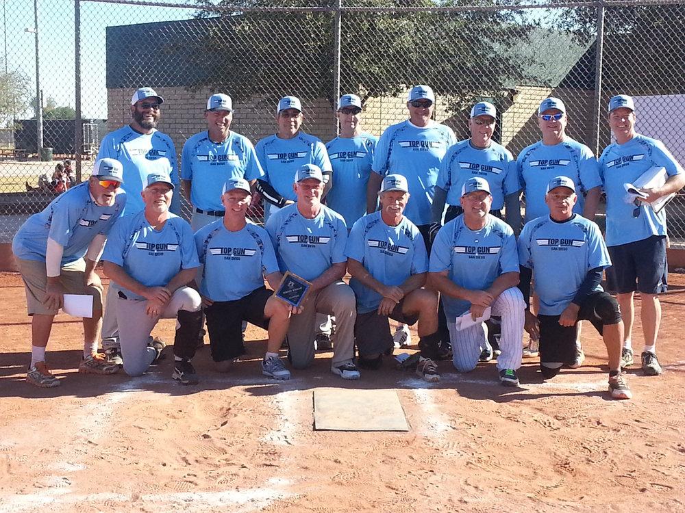 Top Gun III 60 Major, Winter World Champions, Phoenix 2014
