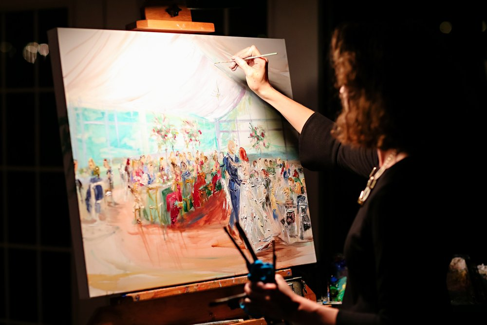 Event Painting -