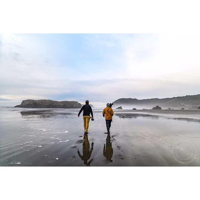 4 days down the Oregon coast. The purpose... a photo/video adventure. (Isn't it always??) But more importantly, I now know who Tom Waits and Tory Amos are. I've developed a far more cultured wine pallet. And I have these 2 brahs to thank for the quality brain food. ▪️ 12/2018 Nikon Z6 Tamron 17-35mm