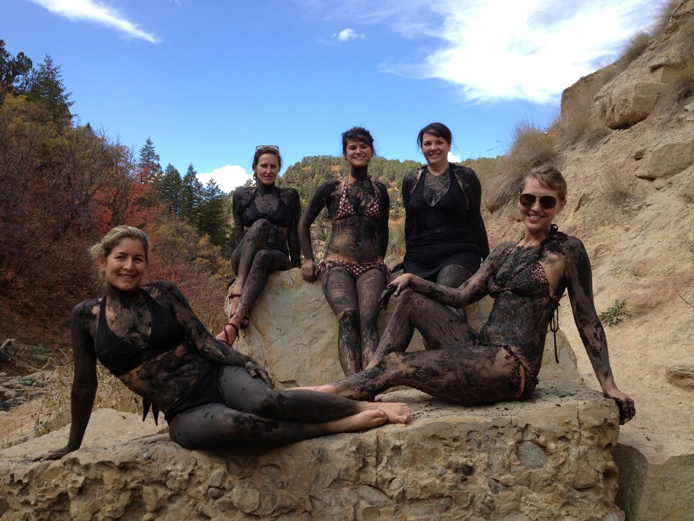 Mud  & Fango | Deer Valley, UT | 2015