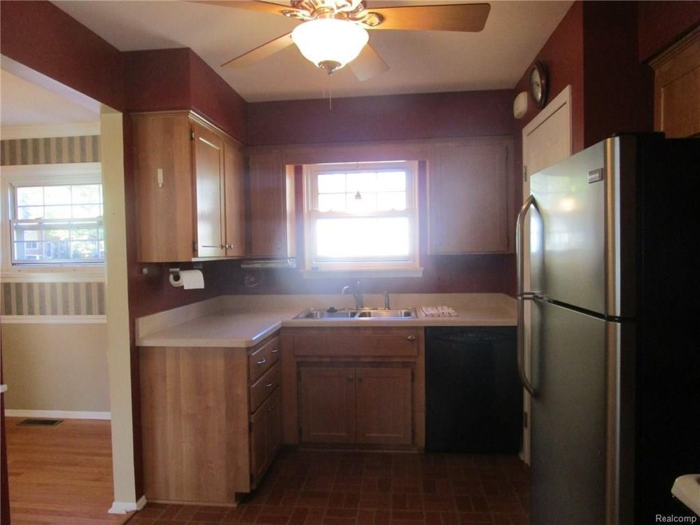 When We First Bought The House, The Original Kitchen Was Small And Cramped  (see Listing Photos Above). It Was Walled Off From The Small Dining Room  And The ...
