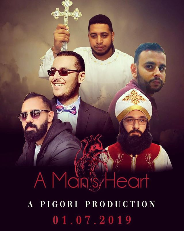 It's almost time! Stay tuned for the release of A Man's Heart brought to you by Pigori Productions. … #film #productioncompany #faith #religion #movie #christianfilms #christianfilmmaker #comingsoon #christianfilmfestival #orthodox #copticorthodox #copticorthodoxchurch #copticorthodoxy #copticorthodoxchristmas #pigoriproductions
