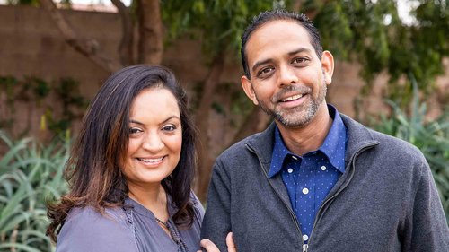 Dr. Mitul Amin & Dr. Kavita Salvi