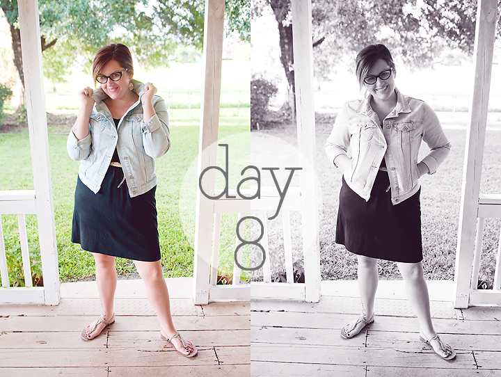one dress project || sarah writes || sarahsandel.com