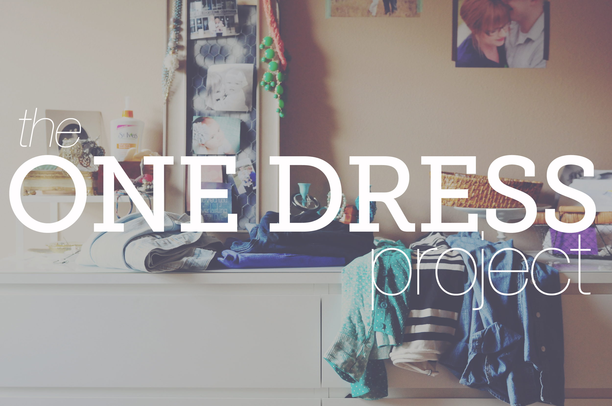 one dress project || sarah writes || sarahsandel.com