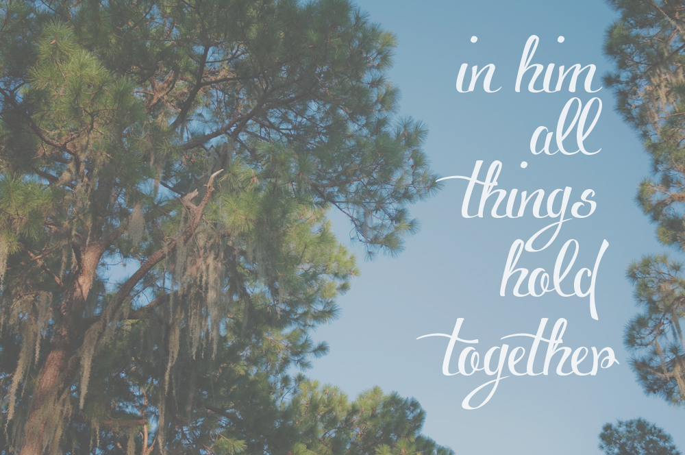 31 Days to a Contented Heart: Together || Five-Minute Friday || sarahsandel.com