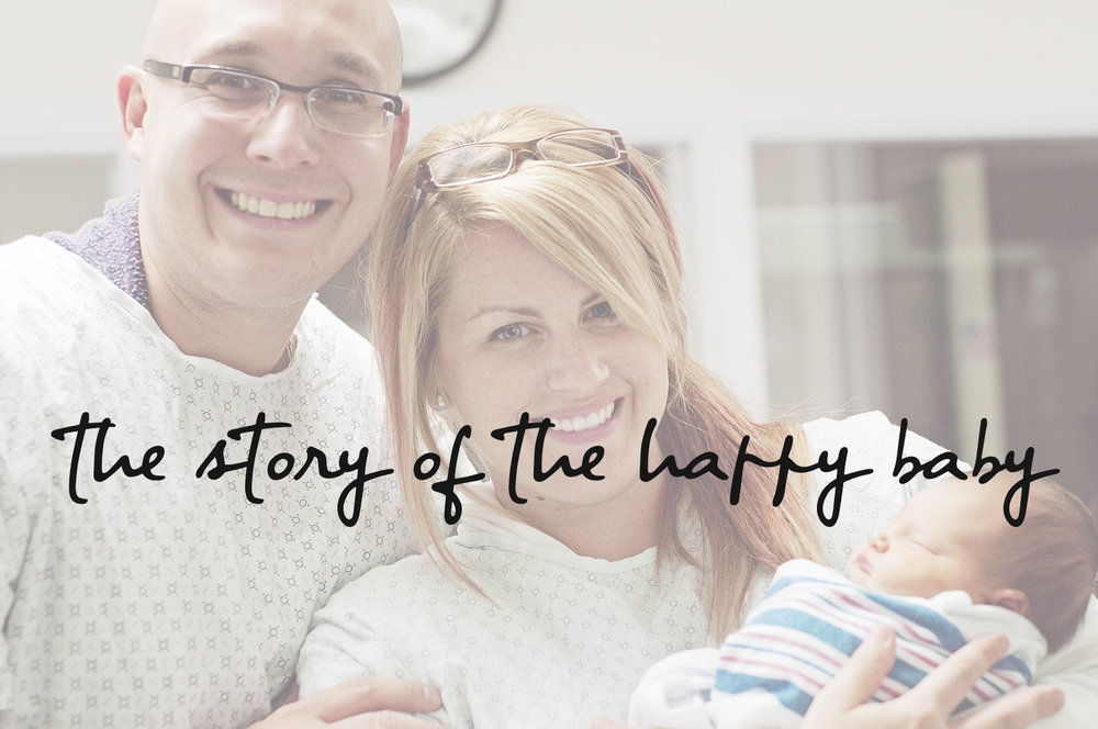 story of the happy baby    adoption & infertility    sarahsandel.com
