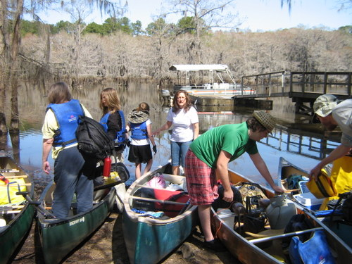 Survival Float Trip to Caddo Lake
