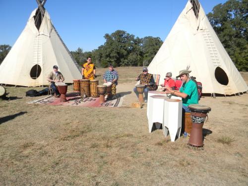Drumming Gatherings