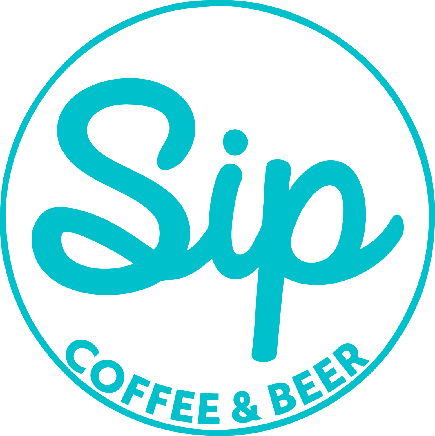 Sip Coffee and Beer