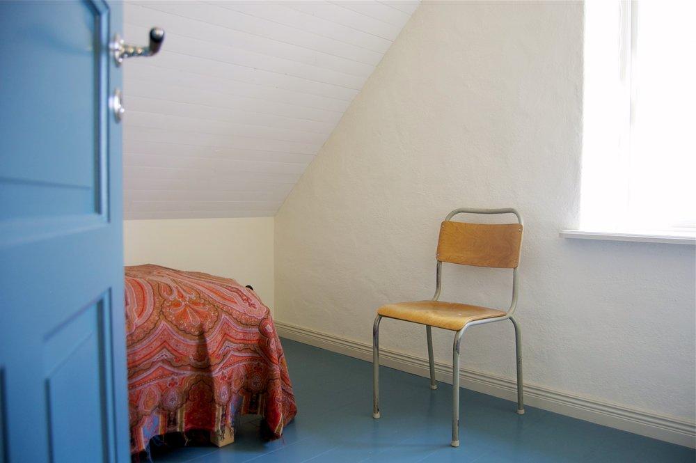 Ljusblå rummet