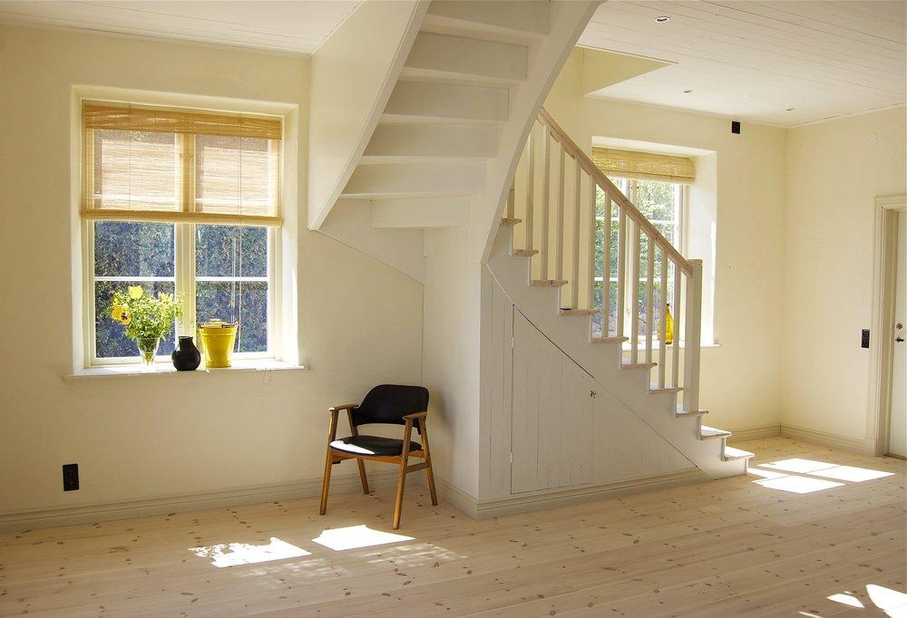 Nedervåningen