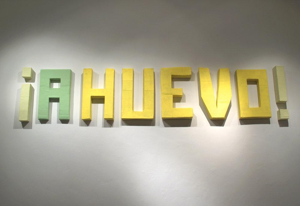 Untitled (¡A HUEVO!)