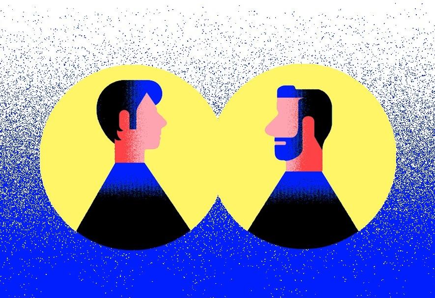 DEUX REGARDS,UNE VISION - Deux personnalités complémentaires