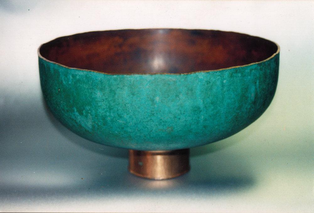 Copper, Brass & Bronze
