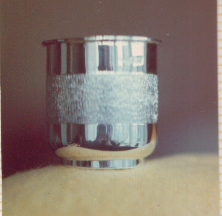 Egg Cup 1970