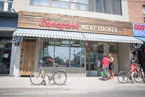 Sanagan's Meat Locker
