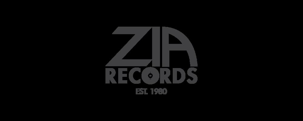 Local record store.