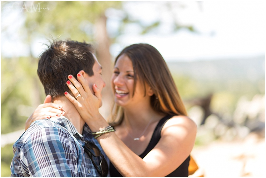 Victoria + Jason Boulder Colorado Engagement Session with Chelsea Matson Photography