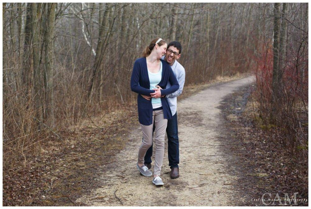 Julie + Ben