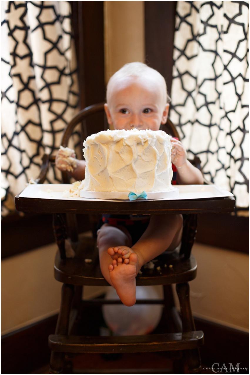 Dylan's First Birthday