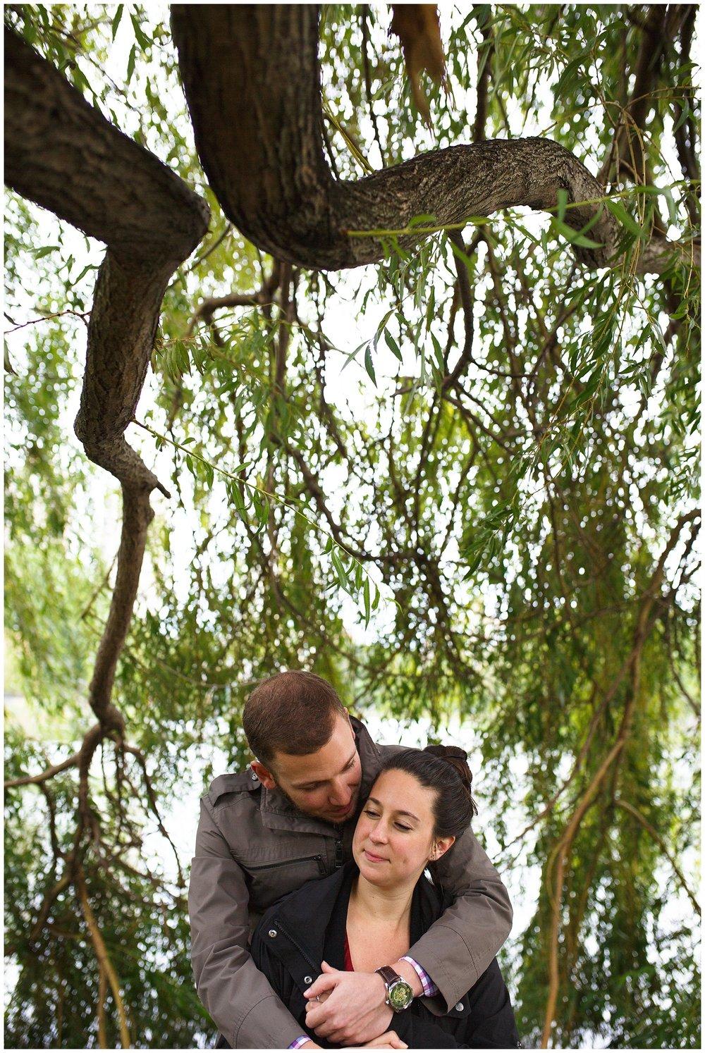 Dan + Carolyn Engagement - Chelsea Matson Photography 2016