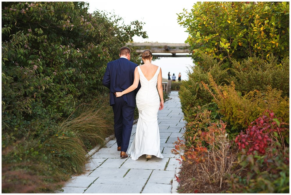 Elizabeth + Tad Married at Whistling Straits, Kohler WI 2017 - Chelsea Matson Photography