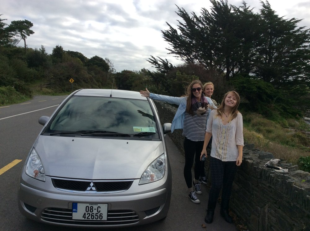 On one of our road trips, this one was through the Ring of Kerry