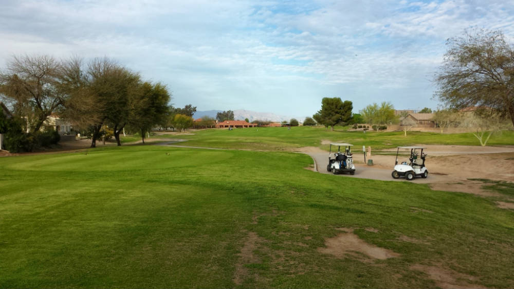 Las Colinas Golf Club in Queen Creek, AZ