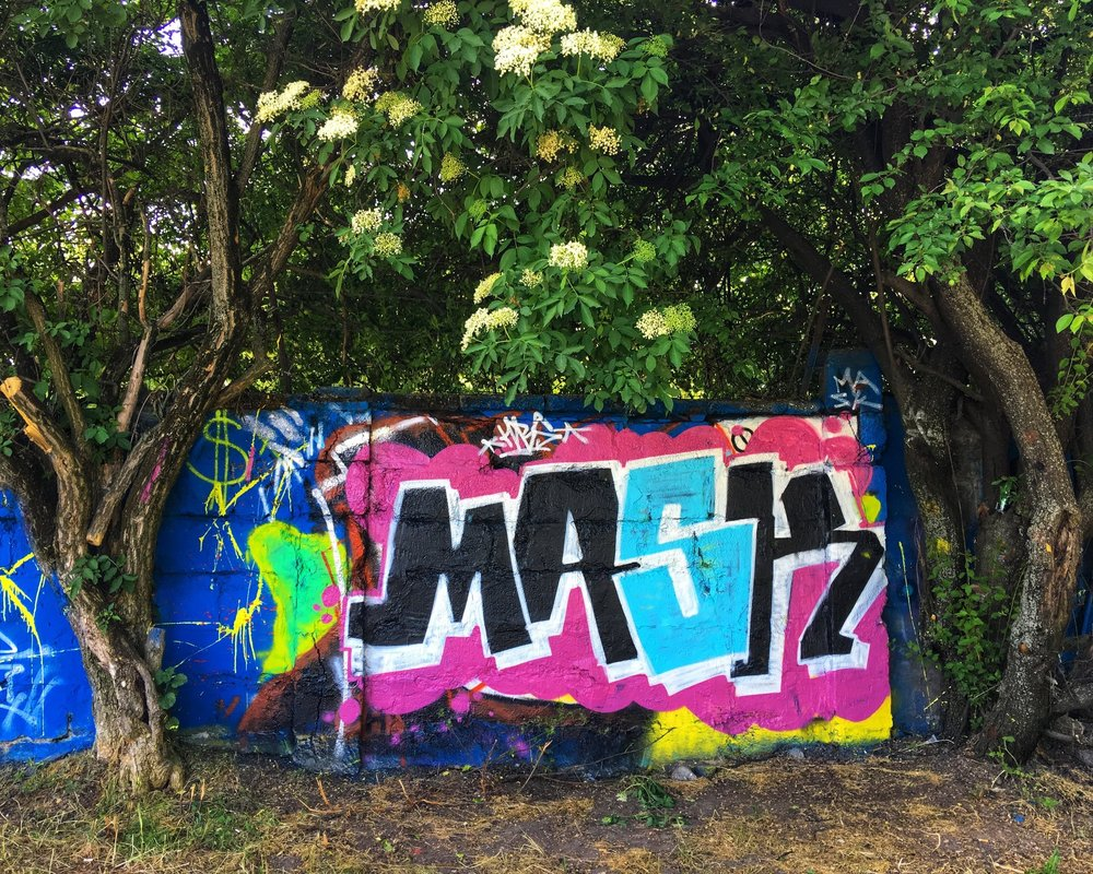 graffiti research -
