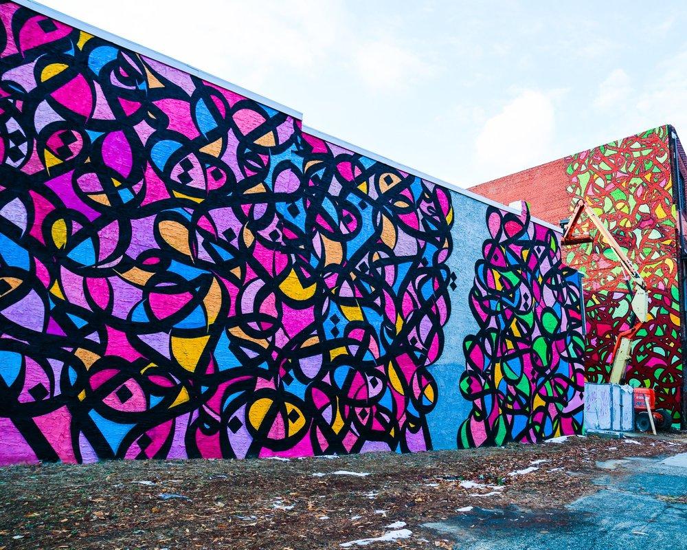 2017 Philly Public Art -