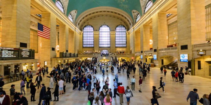 Grand Central was designed for luxury travel - That's why commuters love it.